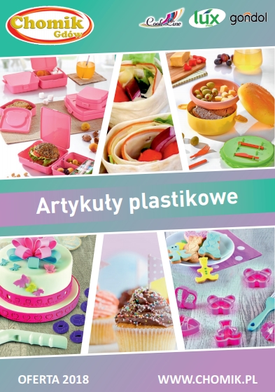 Artykuły plastikowe