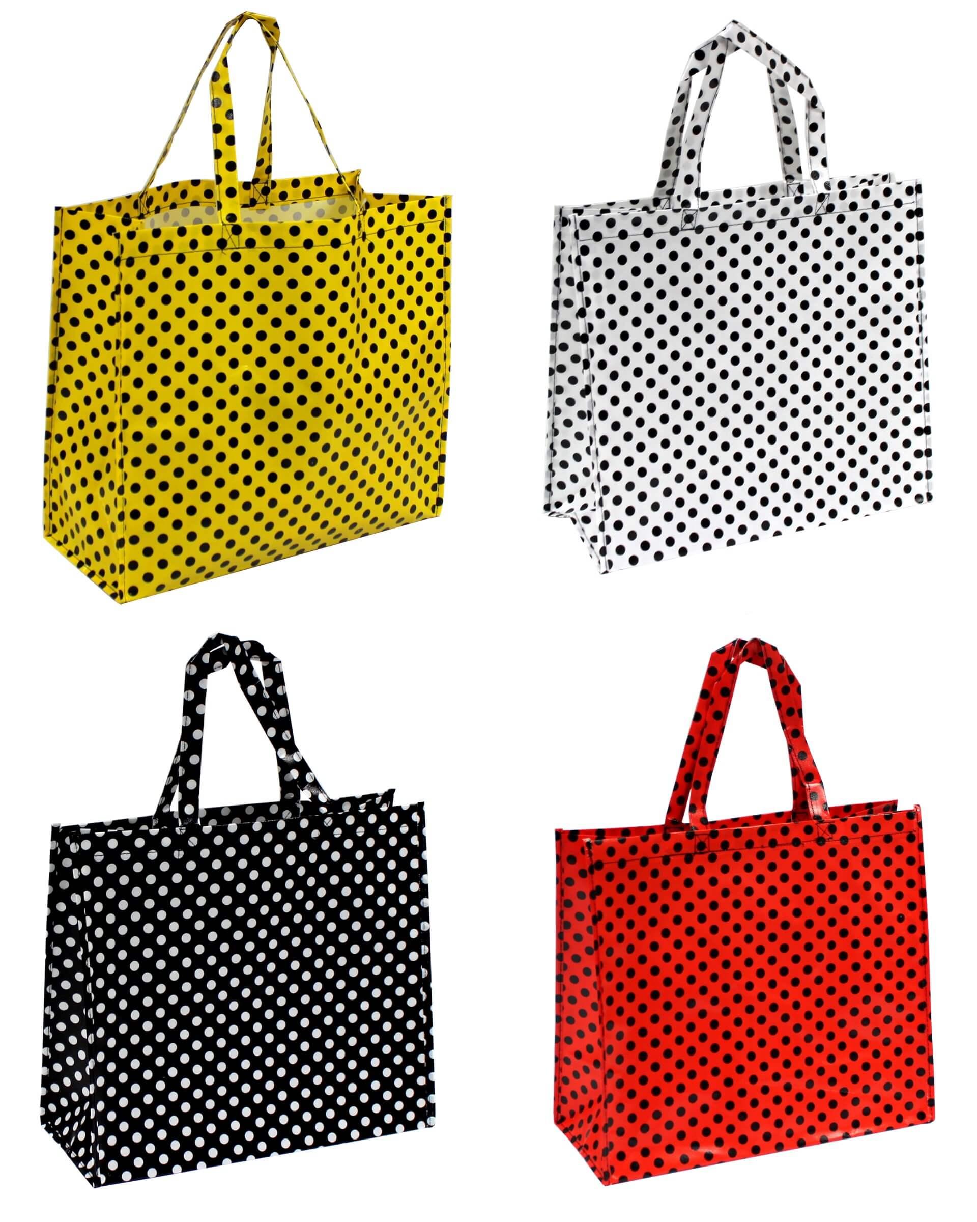 Usztywniana torba na zakupy wielorazowego użytku l Chomik Gdów