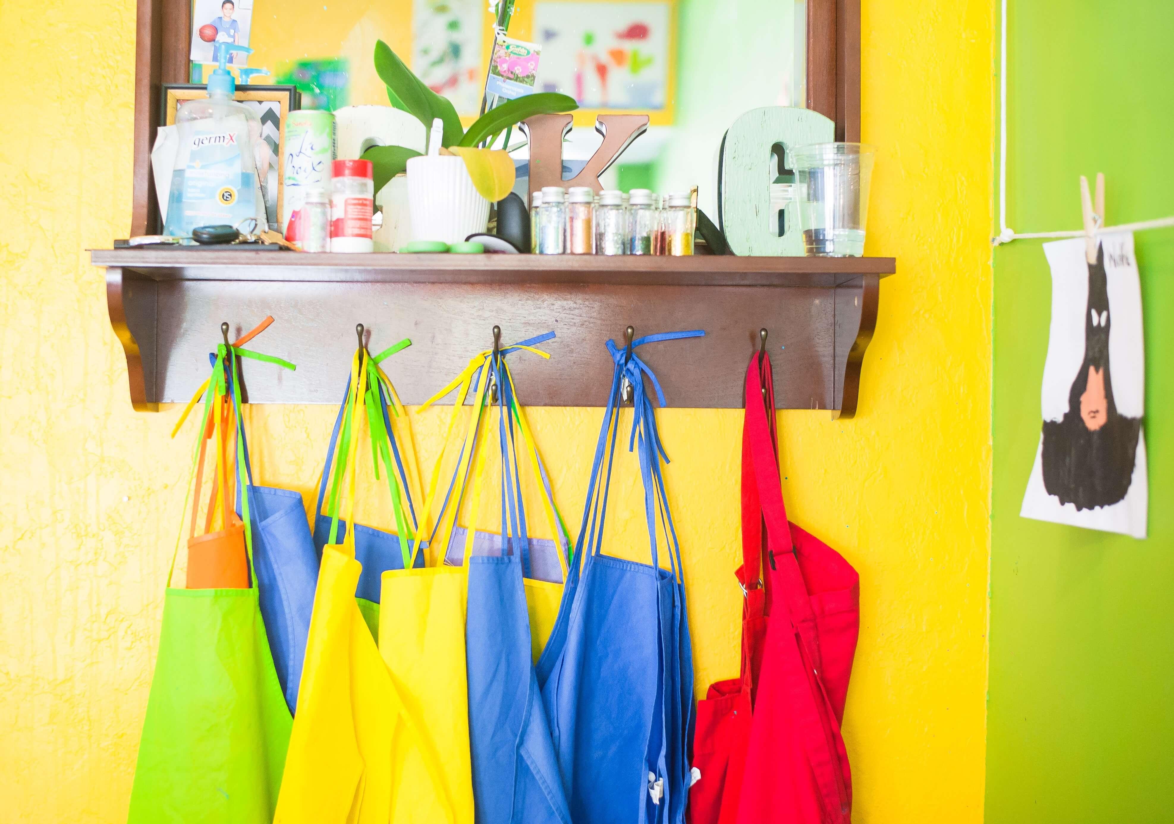 Wielorazowe torby na zakupy l Chomik Gdów